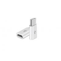 Adaptor microUSB la Type-c Xiaomi/Huawei/Lenovo, argintiu
