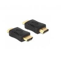 Adaptor HDMI tata la HDMI tata, negru
