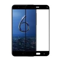 Folie protectie sticla securizata fullsize pentru Xiaomi MI6, negru