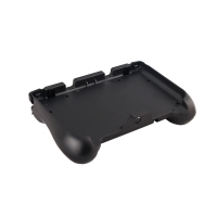 Carcasa suport incarcare Dobe cu acumulator intern 2100mah pentru Nintendo 3DS XL/LL 2015, negru