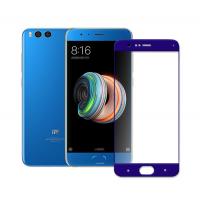 Folie protectie sticla securizata full size Xiaomi Mi Note 3, albastru