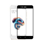 Folie protectie sticla securizata Himo full size pentru Xiaomi A1 si MI 5X, negru