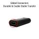 Amplificator de semnal extender JL-EX4001 HDMI 4K pana la 40 m cu intrare mama-mama, negru
