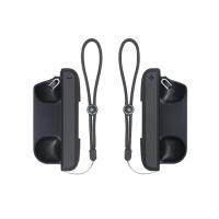 Mini incarcator cu prindere Dobe TNS-900 port type-C pentru Nintendo Switch si Joy-Con, negru