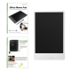 Tableta digitala 10.5 inch pentru scris si desenat cu ecran LCD, alb