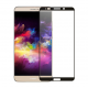 Folie protectie sticla securizata full size pentru Huawei Mate 10 Pro, negru