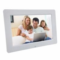 Rama foto digitala cu defect minor PS-DPF1308 TFT LCD de 13.3 inch cu telecomanda, alb