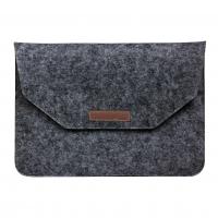 Husa plic universala pentru Macbook / Tablete 13 inch, negru