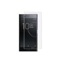 Folie protectie sticla securizata curbata pentru Sony Xperia XZ Premium, transparent