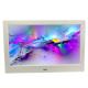 Rama foto digitala MW-1013DPF LCD de 10.1 inch cu telecomanda, alb