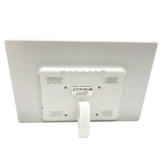 Rama foto digitala MW-1331DPF LCD de 13.1 inch cu telecomanda, alb