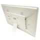 Rama foto digitala MW-1542DPF LCD de 15.4 inch cu telecomanda, alb