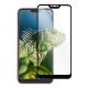 Folie protectie sticla securizata full size pentru Xiaomi Mi A2 Lite / Redmi 6 Pro, negru