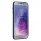 Husa KRASSUS pentru Samsung Galaxy J4 2018 din silicon mat, dark blue