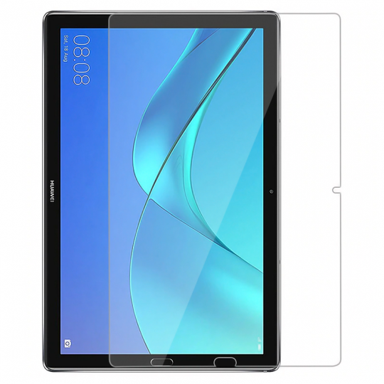 Folie protectie pentru Huawei MediaPad M5 / M5 Pro 10.8 inch din sticla securizata, transparenta