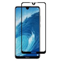 Folie protectie pentru Huawei Honor 8X Max / Enjoy Max din sticla securizata full size, negru