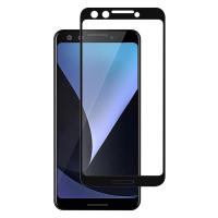 Folie protectie pentru Google Pixel 3 din sticla securizata full size, negru