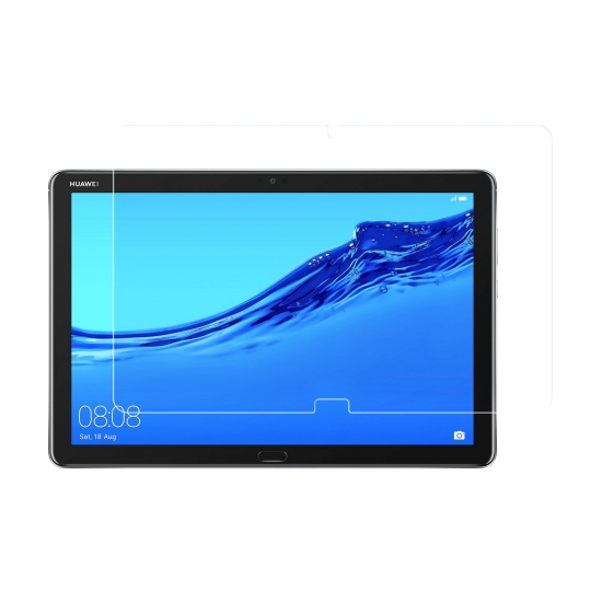 Folie protectie pentru Huawei MediaPad M5 lite 10.1 inch din sticla securizata, transparenta