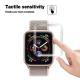 Folie protectie pentru Apple Watch Series 4 44mmfull glue din sticla securizata 3D curbata, transparent
