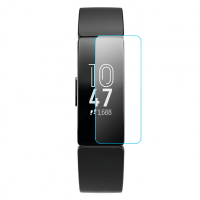 Set 3 folii de protectie din sticla securizata pentru Fitbit Inspire/ Inspire HR din TPU rezitenta la zgarieruri