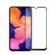 Folie protectie full size HIMO din sticla securizata pentru Samsung Galaxy A10 SM-A105 negru