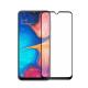 Folie protectie full size HIMO din sticla securizata pentru Samsung Galaxy A20 SM-A205 negru