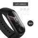 Set 3 folii de protectie ecran pentru Xiaomi Mi Band 3 din Hidrogel rezistent la zgarieturi, transparent