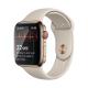 Set 3 folii de protectie ecran pentru Apple Watch 4 Series 44mm, din Hidrogel rezistent la zgarieturi, transparent
