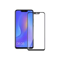 Folie protectie full size HIMO sticla securizata pentru Huawei P Smart Plus 2018 / Novas 3i, negru