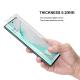 Folie protectie sticla temperata pentru Samsung Galaxy Note 10 curbata full glue cu adeziv UV, transparent