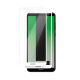 Set 2 folii protectie sticla securizata fullsize pentru Huawei Mate 10 Lite / Nova 2i / HONOR 9i, alb