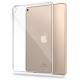 Set 3 in 1 husa carte, husa silicon si folie protectie ecran pentru iPad Pro 10.5 / Air 3 A1701 / A1709 / A2152 / A2123 / A2153 / A2154, gri