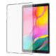 Set 3 in 1 husa carte, husa silicon si folie protectie ecran pentru Samsung Galaxy Tab A 10.1 inch 2019 T510/T515, negru