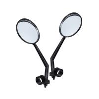 Set 2 oglinzi retrovizoare pentru trotineta electrica scuter Xiaomi Mijia M365/ M365 Pro , negru