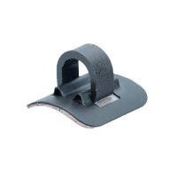Suport clips din aluminiu de prindere a cablurilor pentru trotineta electrica Xiaomi Mijia M365/ M365 Pro, negru