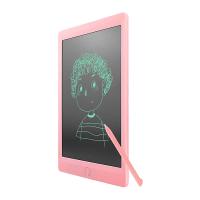 Tableta digitala 10 inch pentru scris si desenat cu ecran LCD, roz