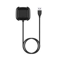 Cablu si dock de incarcare pentru smartwatch Fitbit Versa 2 2019