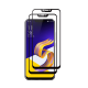 Set 2 folii protectie sticla securizata fullsize pentru Asus Xenfone 5 ZE620KL/ 5Z ZS620KL, negru