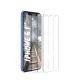 Set 3 folii protectie sticla securizata flexibila pentru iPhone 11 /  iPhone XR